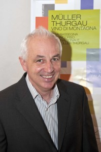 Bruno Pilzer, Presidente della Rassegna Vini Muller Thurgau