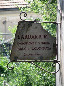 Insegna_Lardarium_By Paola Bonini from Milan, Italy