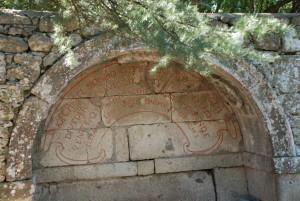 Bomarzo-parco-dei-mostri-iscrizione