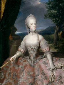 Maria Carolina d'Austria