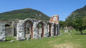 Gubbio, teatro romano