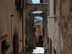 Centro storico di Trevi