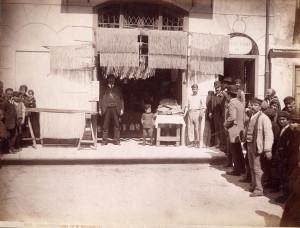 Fabbrica di maccheroni a Palermo
