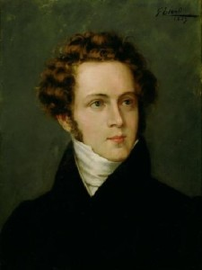 Vincenzo Bellini (Catania, 1801 – Puteaux, 1835)