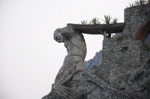Statua di Nettuno, Monterosso al Mare