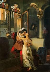 Villa-Carlotta-L'ultimo-addio-di-Romeo-e-Giulietta(Francesco-Hayez)