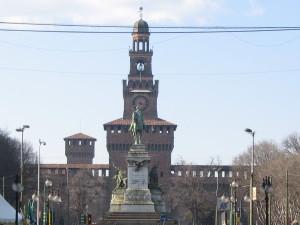 Castello-Sforzesco-frontale