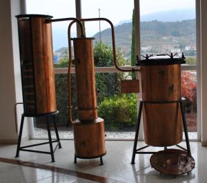 grappa-distillatore